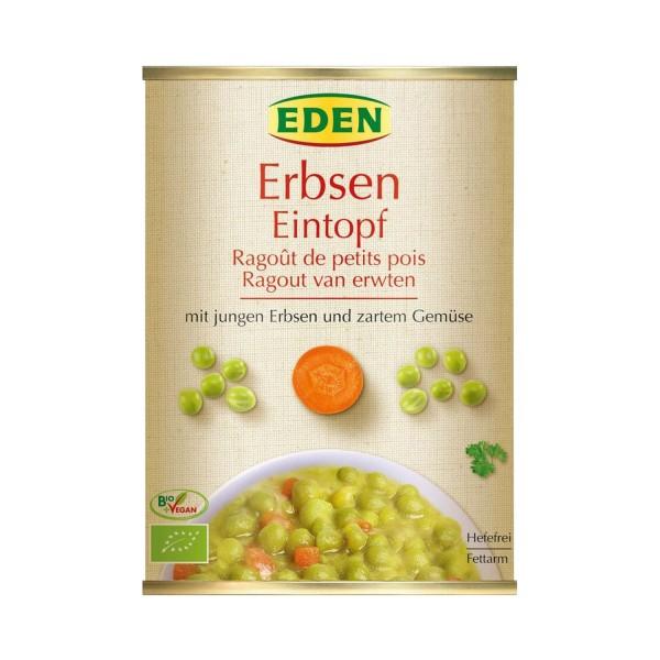 Eden BIO-ERBSENEINTOPF, 560g