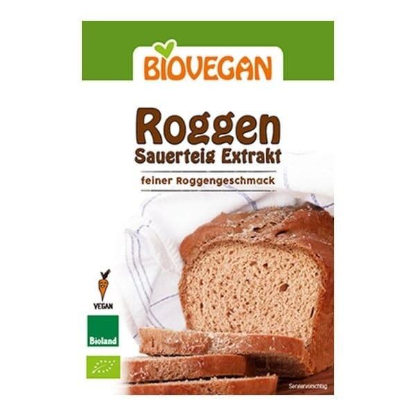Biovegan ROGGEN SAUERTEIG Extrakt, BIO, 30g