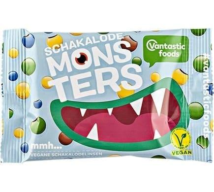 Vantastic foods SCHAKALODE Monsters, 45g