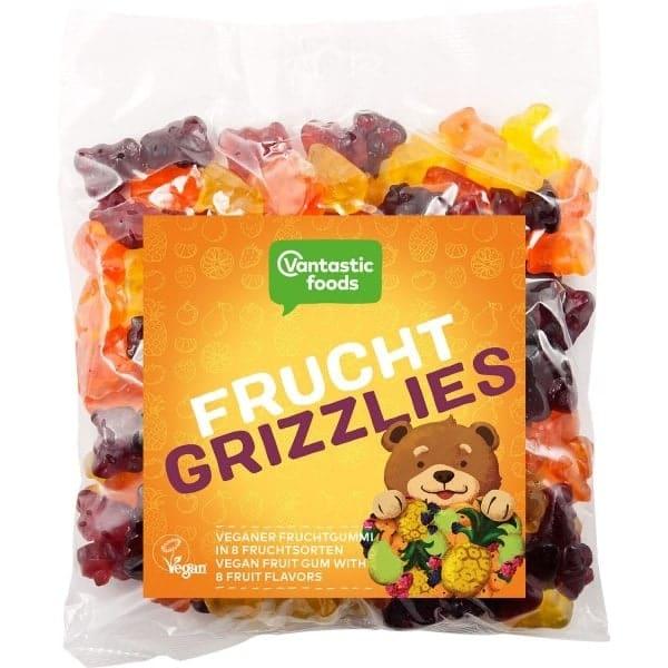 Vantastic foods FRUCHT-GRIZZLIES, 500g