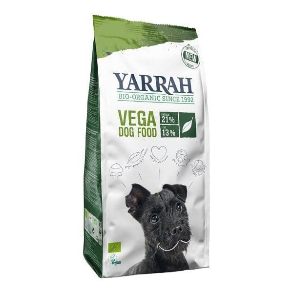 Yarrah VEGA Hundetrockenfutter, BIO, 2kg