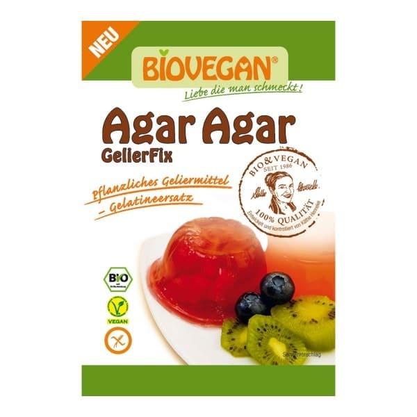 Biovegan BIO AGAR AGAR, 30g