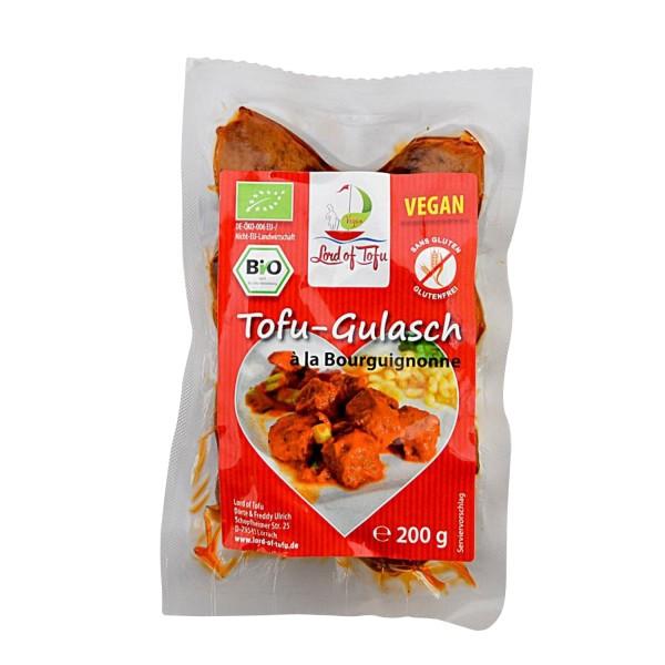 Lord of Tofu TOFU-GULASCH, BIO, 200g