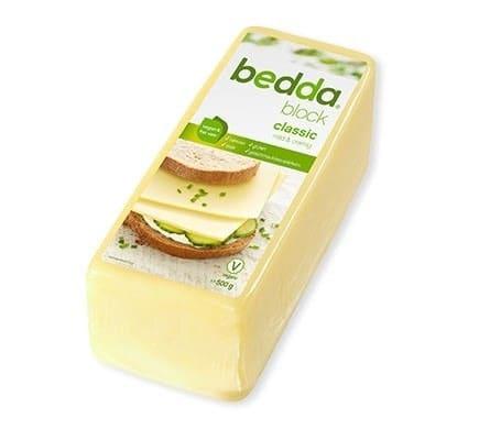 bedda BLOCK Classic, 500g