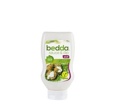 bedda VEGAN AIOLI in Squeezeflasche, 250g