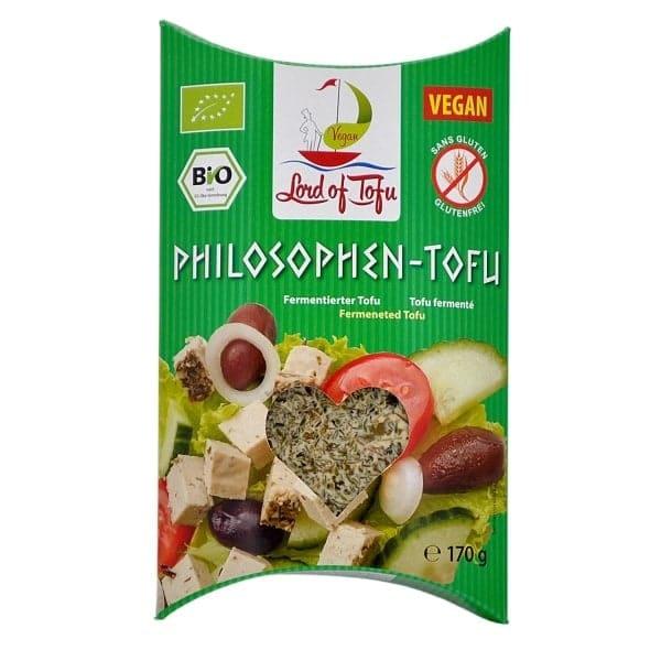 Lord of Tofu PHILOSOPHEN TOFU, BIO, 170g