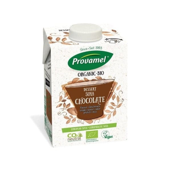 Provamel SOJA-DESSERT mit Schokoladengeschmack, BIO, 525g