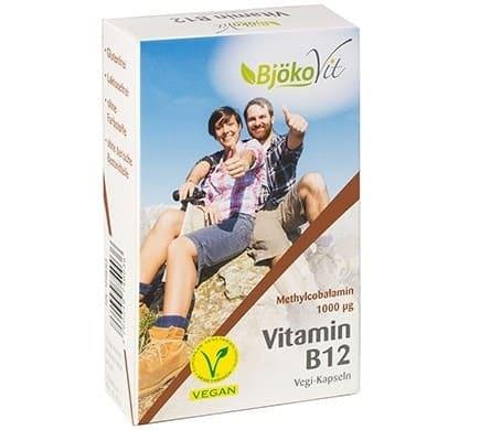 BjökoVit VITAMIN B12, 60 Kapseln