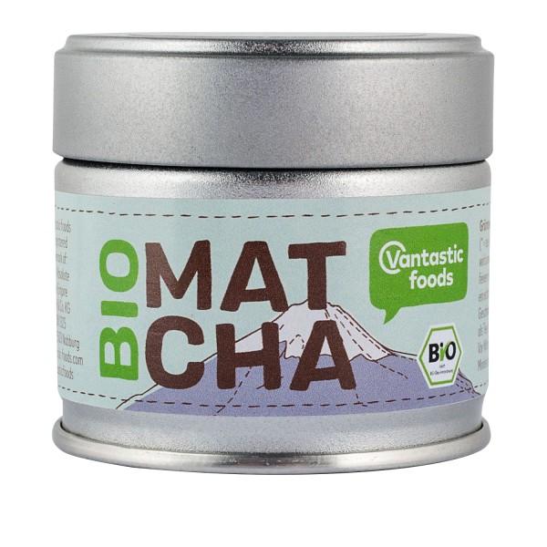 Vantastic foods MATCHA, BIO, 30g