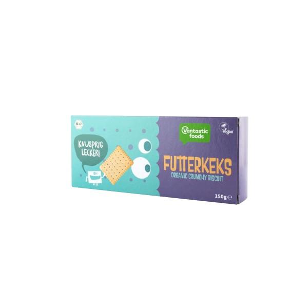 Vantastic foods FUTTERKEKS, BIO, 150g