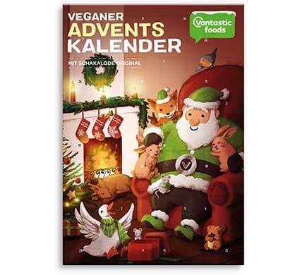 Vantastic foods SCHAKALODE Adventskalender Original, 150g