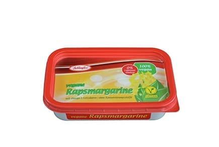 Schlagfix VEGANE RAPSMARGARINE, 250g