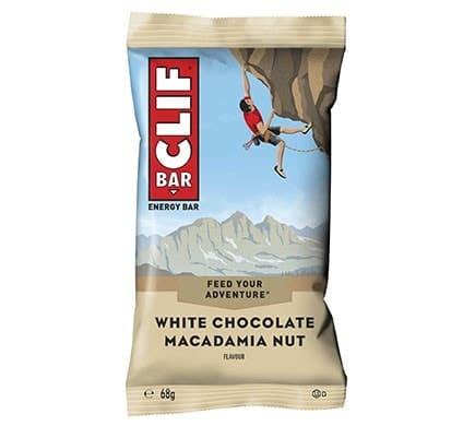 CLIF Bar WHITE CHOCOLATE MACADAMIA flavour Energieriegel, 68g
