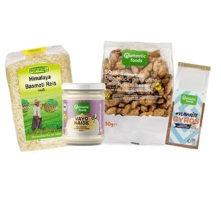 Vantastic foods GYROS Kochset, 1025g