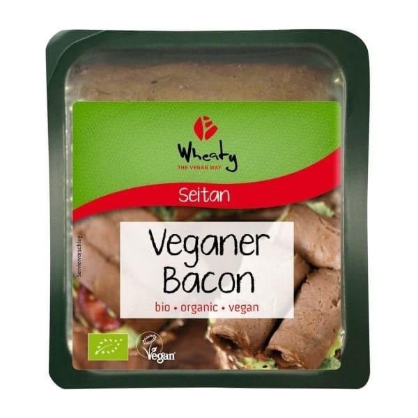 Wheaty VEGANER BACON, BIO, 60g