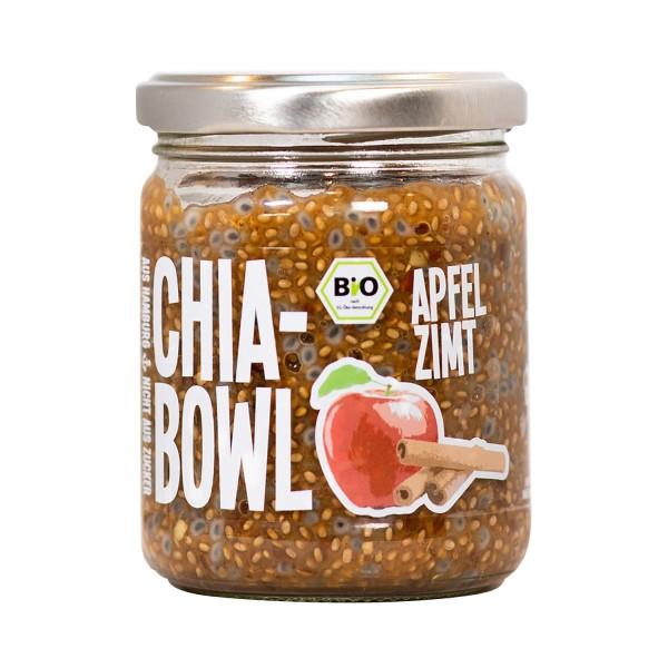 Chia-Bowl APFEL ZIMT, BIO, 200g