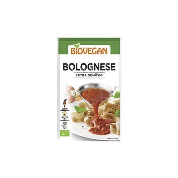 Biovegan Bio SAUCE BOLOGNESE, 33g
