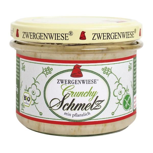 Zwergenwiese Bio CRUNCHYSCHMELZ, 165g