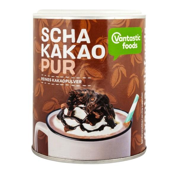 Vantastic foods SCHAKAKAO Pur, BIO, 125g