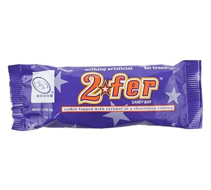 Go Max Go 2FER Candy Bar, 43g