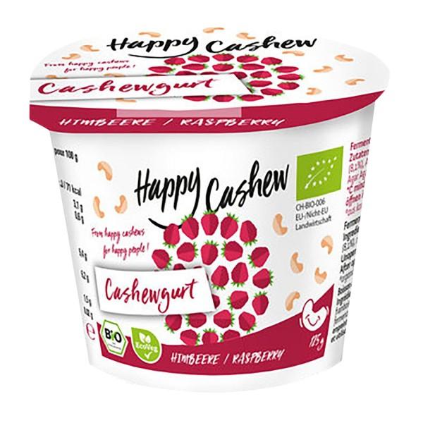 Happy Cashew CASHEWGURT Himbeere, BIO, 125g