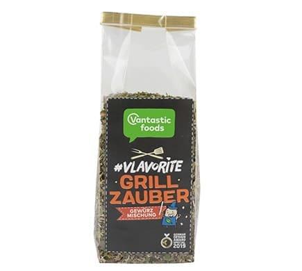 Vantastic foods VLAVORITE Grillzauber Gewürz, 50g