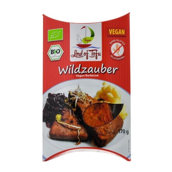 Lord of Tofu MR MEATBEATS Wildzauber, BIO, 170g