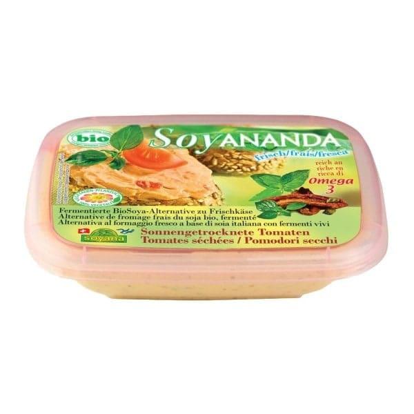 Soyana SOYANANDA Frischer Aufstrich Tomate, BIO, 140g
