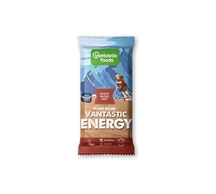Vantastic foods VANTASTIC ENERGY White-Hazelnut Energieriegel, 62g