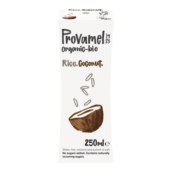 Provamel REIS-KOKOSDRINK, BIO, 250ml