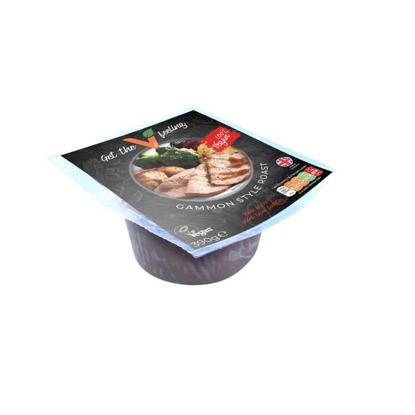VBites CHEATIN Gammon Style Roast, 380g