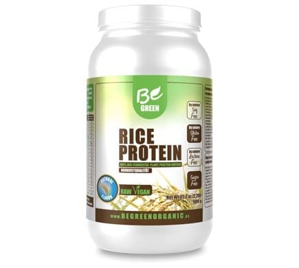 Be Green RICE PROTEIN Natural Dose, 1kg