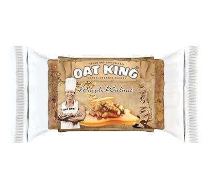 Oat King MAPLE WALNUT Hafer-Energie Riegel, 95g