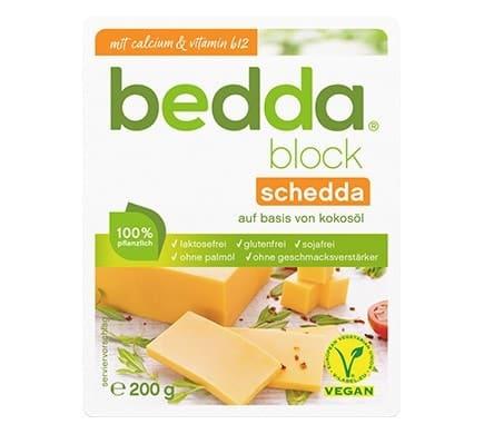 bedda BLOCK Schedda, 200g