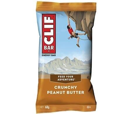 CLIF Bar CRUNCHY PEANUT BUTTER Energieriegel, 68g