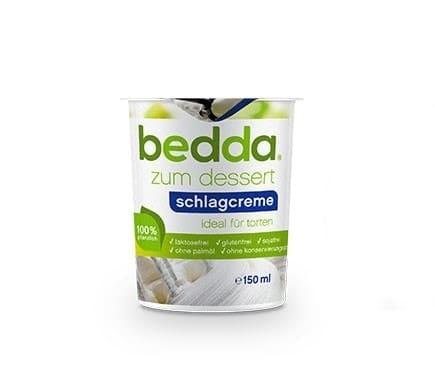 bedda SCHLAGCREME, 150ml