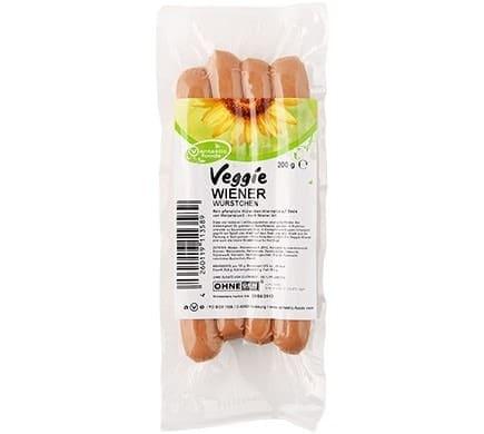 Vantastic Foods VEGANE WIENER, 200g
