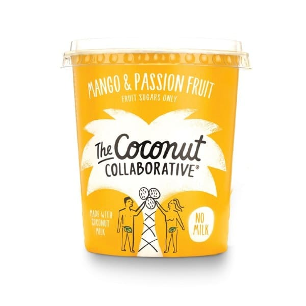The Coconut Collaborative KOKOSZUBEREITUNG Mango-Passionsfrucht, 350g