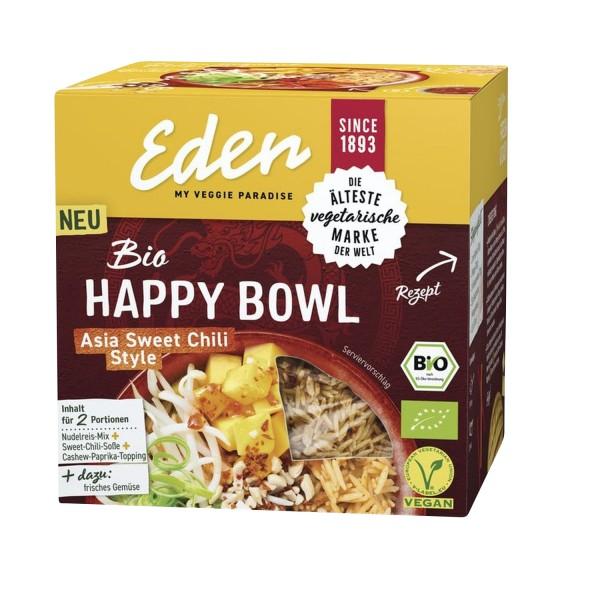 Eden HAPPY BOWL Asia Sweet Chili Style, BIO, 274g