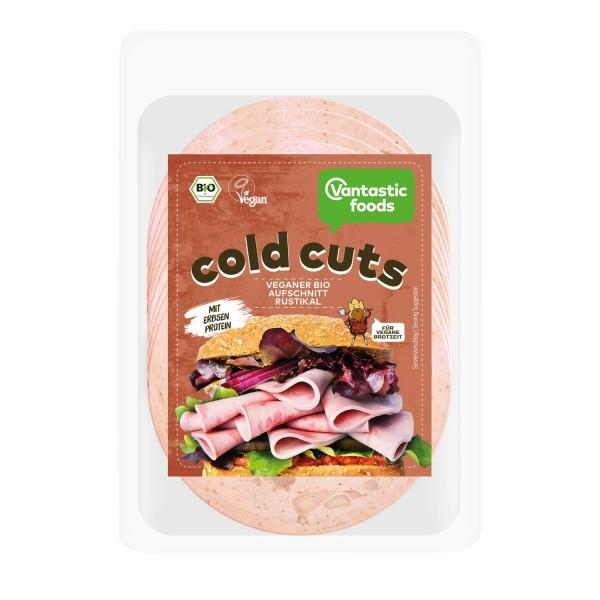 Vantastic foods COLD CUTS Rustikal, BIO, 100g
