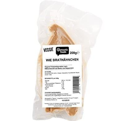 Vantastic foods VEGGIE wie Brathähnchen, 200g