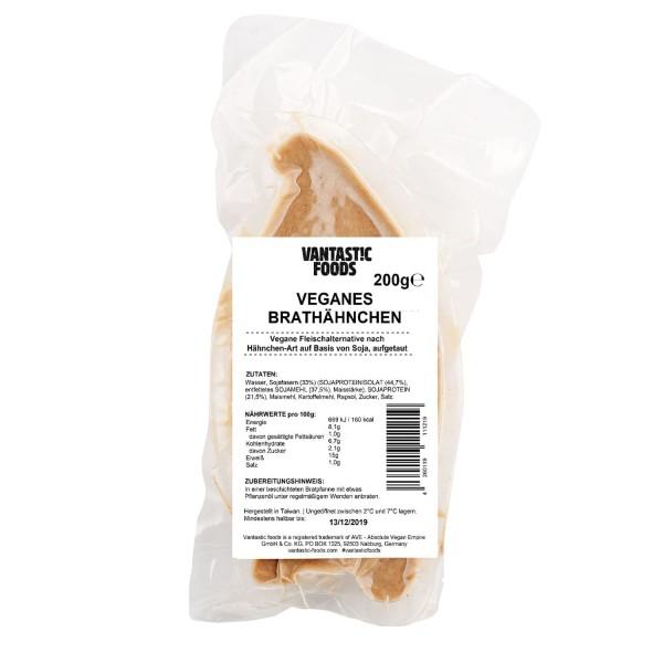 Vantastic foods VEGANES BRATHÄHNCHEN, 200g
