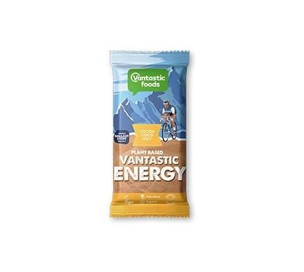Vantastic foods VANTASTIC ENERGY Cocoa-Coconut Energieriegel, 68g