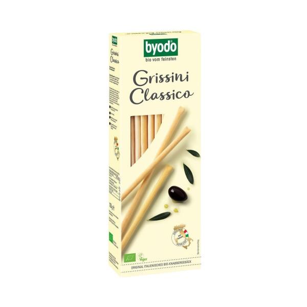 Byodo GRISSINI CLASSICO, BIO, 125g