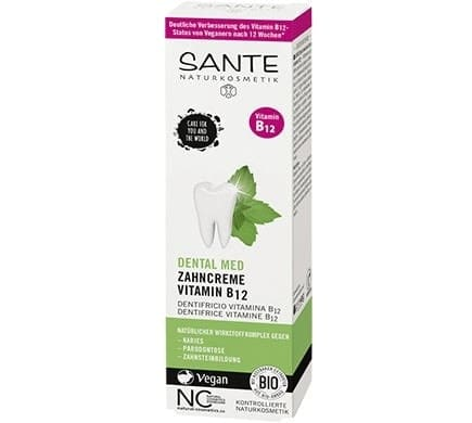 Sante DENTAL MED ZAHNCREME Vitamin B12, 75ml