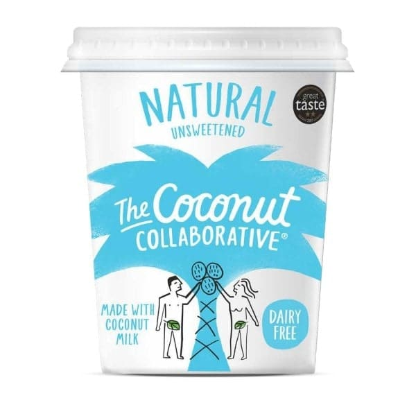 The Coconut Collaborative KOKOSZUBEREITUNG Natur, 350g