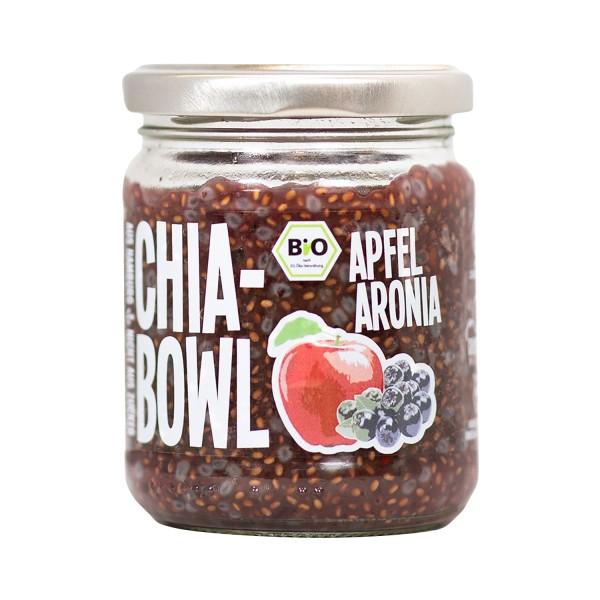 Chia-Bowl APFEL ARONIA, BIO, 200g