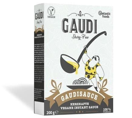 Vantastic Foods GAUDISAUCE, 200g