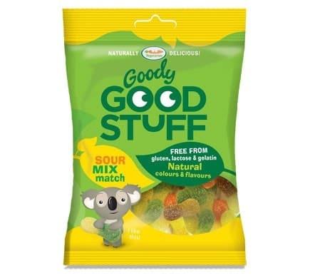 Goody Good Stuff SOUR MIX MATCH Fruchtgummi, 150g