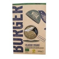 Terra Vegane Bio CLASSIC VEGAN BURGER, 300g